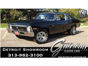 1969 Chevrolet Nova for sale in Dearborn, Michigan 48120