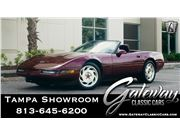 1993 Chevrolet Corvette for sale in Ruskin, Florida 33570