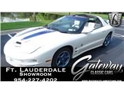 1999 Pontiac Firebird for sale in Coral Springs, Florida 33065