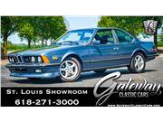 1985 BMW M635CSi for sale in OFallon, Illinois 62269