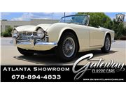 1965 Triumph TR4 for sale in Alpharetta, Georgia 30005