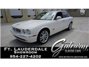 2004 Jaguar XJR for sale in Coral Springs, Florida 33065