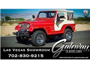 1978 Jeep CJ5 for sale in Las Vegas, Nevada 89118