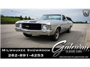 1971 Chevrolet El Camino for sale in Kenosha, Wisconsin 53144