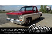 1973 Chevrolet C10 for sale in Memphis, Indiana 47143