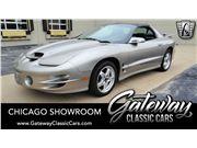 2002 Pontiac Firebird for sale in Crete, Illinois 60417