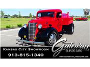 1938 Chevrolet 1 TON Tanker for sale in Olathe, Kansas 66061