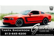 2012 Ford Mustang for sale in Ruskin, Florida 33570