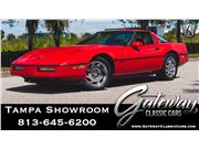 1984 Chevrolet Corvette for sale in Ruskin, Florida 33570