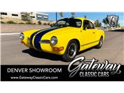1972 Volkswagen Karmann Ghia for sale in Englewood, Colorado 80112