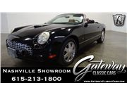 2003 Ford Thunderbird for sale in La Vergne