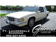 1991 Cadillac DeVille for sale in Coral Springs, Florida 33065