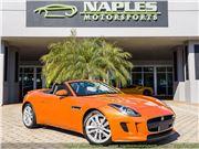 2014 Jaguar F-TYPE for sale in Naples, Florida 34104