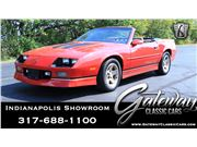 1988 Chevrolet Camaro for sale in Indianapolis, Indiana 46268