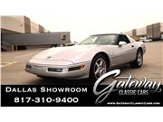 1996 Chevrolet Corvette for sale in DFW Airport, Texas 76051
