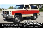 1987 GMC Jimmy for sale in Dearborn, Michigan 48120