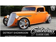 1933 Ford Coupe for sale in Dearborn, Michigan 48120
