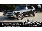 1966 Pontiac GTO for sale in Dearborn, Michigan 48120