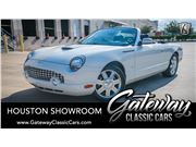 2003 Ford Thunderbird for sale in Houston, Texas 77090