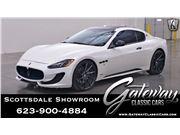 2013 Maserati GranTurismo for sale in Phoenix, Arizona 85027