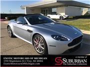 2014 Aston Martin V8 Vantage for sale in Troy, Michigan 48084