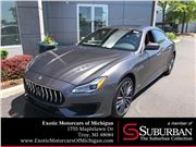 2019 Maserati Quattroporte for sale in Troy, Michigan 48084