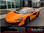 2019 McLaren 600LT for sale in Troy, Michigan 48084