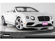 2016 Bentley Continental GTC for sale in Pasadena, California 91105
