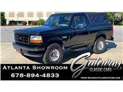 1996 Ford Bronco for sale in Alpharetta, Georgia 30005