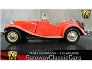 1950 MG TD for sale in Ruskin, Florida 33570