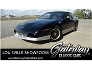 1987 Pontiac Fiero for sale in Memphis, Indiana 47143