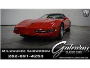 1991 Chevrolet Corvette for sale in Kenosha, Wisconsin 53144