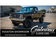 1987 Chevrolet V10 for sale in Houston, Texas 77090