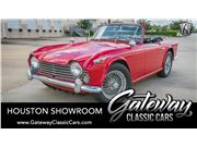 1966 Triumph TR4A for sale in Houston, Texas 77090