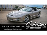 1999 Pontiac Firebird for sale in Houston, Texas 77090