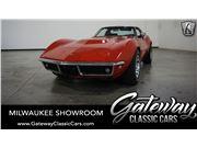 1968 Chevrolet Corvette for sale in Kenosha, Wisconsin 53144