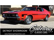 1972 Ford Mustang for sale in Dearborn, Michigan 48120