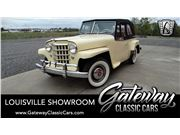 1950 Willys Jeepster for sale in Memphis, Indiana 47143