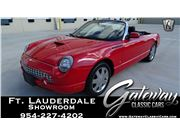 2003 Ford Thunderbird for sale in Coral Springs, Florida 33065