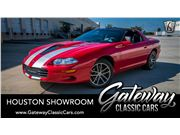 2002 Chevrolet Camaro for sale in Houston, Texas 77090
