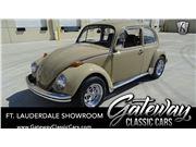 1970 Volkswagen Beetle for sale in Coral Springs, Florida 33065