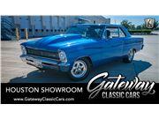 1966 Chevrolet II/Nova for sale in Houston, Texas 77090