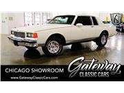 1986 Chevrolet Caprice for sale in Crete, Illinois 60417