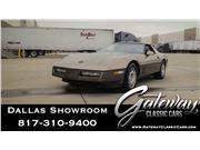 1984 Chevrolet Corvette for sale in DFW Airport, Texas 76051