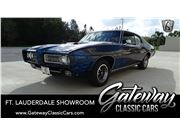 1969 Pontiac GTO for sale in Coral Springs, Florida 33065