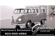 1958 Volkswagen Samba 23 Window Bus for sale in Phoenix, Arizona 85027