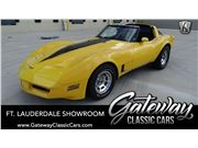 1980 Chevrolet Corvette for sale in Coral Springs, Florida 33065