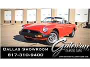 1975 MG MGB for sale in DFW Airport, Texas 76051