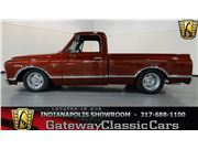 1968 Chevrolet C10 for sale in Indianapolis, Indiana 46268