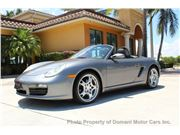 2005 Porsche Boxster for sale in Deerfield Beach, Florida 33441